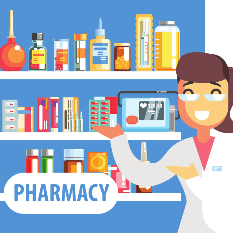 Local Pharmacy Delivery Support