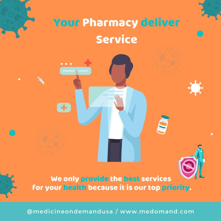 Medicine on Demand online Pharmacie